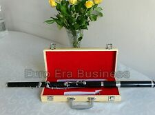 New Irish D Flute With 6 Keys, Professional Irish D Flute With 6 Keys & Box