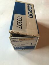 Omron Sysmac Connector DCN1-1C or DCN11C NEW
