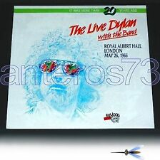 "BOB DYLAN ""THE LIVE DYLAN- LONDON"" RARE LP ITALY SEALED"