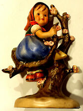 "Vintage Hummel/Goebel "" Girl in an Apple Tree"": Germany TMK 2: Large"