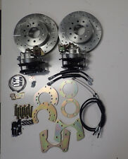 mopar 8-3/4 dana 60 rear disc brake conversion