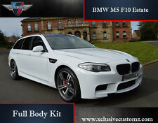 BMW M5 F10 Full Body Kit for BMW 5 Series Estate