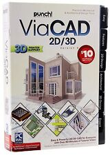 Punch Software ViaCAD 2D/3D Version 9
