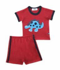 Oshkosh Stegosaurus Dinosaur Baby Set Boys Wear Infant Clothing Size 3 months