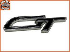 GT Auto Classica alta qualità Smalto Autoadesivo Distintivo Decalcomania NERO