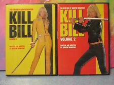 """DVD Set """"Kill Bill Vol #1 & Kill Bill Vol #2 FREE SHIPPING!!!"""