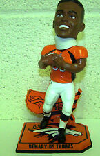 2016 Demaryius Thomas Denver Broncos Nation Bobblehead Doll Limited Edition