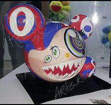 TAKASHI MURAKAMI LIMITED EDITION MR DOB Art Toy Figure Sculpture print kaws mbw