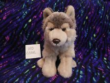 Webkinz Signature Timber Wolf  - No Code Good Clean pre-owned Condition WKS1008