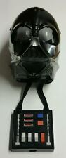 Star Wars Darth Vader Talking Helmet 2004 Voice Changer Cosplay Mask GUC Hasbro