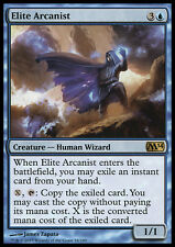 MTG ELITE ARCANIST - ARCANISTA D'ELITE - M14 - MAGIC