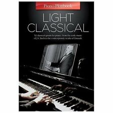 Piano Playbook - Light Classical: Piano Solo, , Good Book