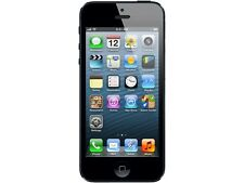 Apple iPhone 5 Black 3G 4G LTE 16GB Factory Unlocked GSM Certified Pre-Owned Pho