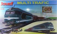 Jouef HJ 1011 Multi Trafic Starter Set neu OVP Rare BB 567409