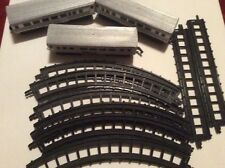 1988 Amtrak Battery Operated Train Set BUMP-N-GO TOY STATE Model Parts Track