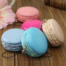 5cm New Simulation Cute Yummy French Macaron Squishy Charm Soft Phone Straps