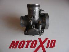 1981 YAMAHA YZ 125 YZ125 OEM CARBURETOR PARTS BODY MOTOXID