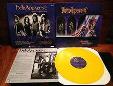 Heir Apparent ‎– Graceful Inheritance 30th Anniversary Edition LP - Yellow Viny
