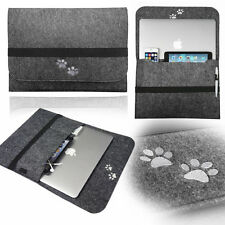 Smart Laptop Fieltro Paw Manga Funda Protectora Bolsa Para Apple Macbook Pro Retina & Air
