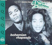 MAGIC AFFAIR - Bohemian rhapsody 4TR CDM 1996 EURODANCE / QUEEN dance traxx