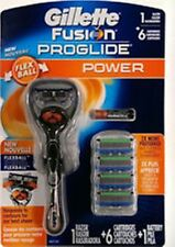 Gillette Fusion Proglide Power - Razor + 6 Cartridges