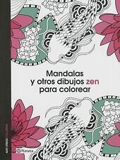 Mandalas y Otros Dibujos Zen para Colorear by V. V. . AA. (2015, Paperback)