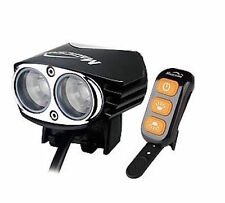 Magicshine MJ-880-R LED bike light set with Wireless Remote