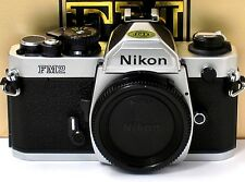 ** NEW IN BOX, NEVER USED  ** Nikon FM2N 35mm Camera Body