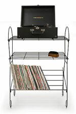 "Crosley Wirecord 37"" Shelving Unit"
