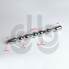 In acciaio inox Uretrale Sound-Dilatatore CBT Plug Tubo CATETERE Pene Anello ff616