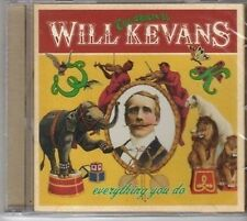 (CM335) Will Kevans, Everything You Do - Sealed 2009 CD