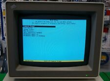 Working IBM PS/2 Color Display Monitor 8512 Model 8512-001 June 1989 TESTED
