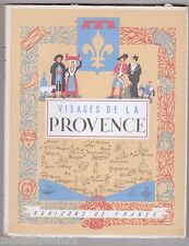 1950//VISAGE DE LA PROVENCE-COLLECTION PROVINCIALES//EDIT.HORIZONS DE FRANCE