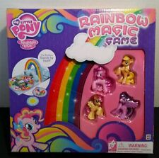 My Little Pony Friendship is Magic Rainbow Magic Board Game Educational Age 3 +