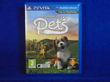 PS VITA PLAYSTATION VITA PETS A Virtual Pet Simulation Game PAL PSVITA