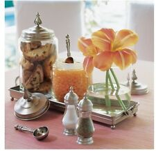 Southern Living At Home ASTORIA Canisters with Windsor Tray