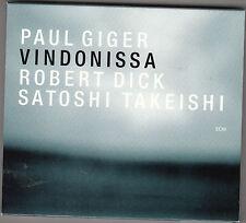 PAUL GIGER - vindonissa CD