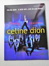 **   Music SONGBOOK--CELINE DION-NEW DAY-LIVE IN LAS VEGAS-(15 SONGS)