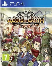 * Playstation 4 neuf scellé jeu * aegis of earth * PS4
