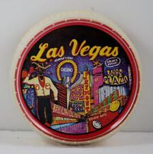 Playing Cards Sahara Las Vegas Strip Gift Shop Round Storage Case