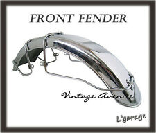 [LG2901] BRAND NEW HONDA CB200 CB200T CL200 FRONT FENDER [CHROME]