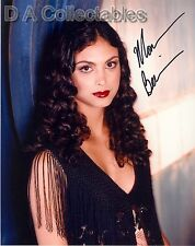 MORENA BACCARIN genuine signed photo- FIREFLY - GOTHAM - HOMELAND - SERENITY - V