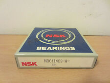 NSK NBC11409 A DBCP11SA THIN RADIAL CONTACT BALL BEARING / KAYDON KC045CP0
