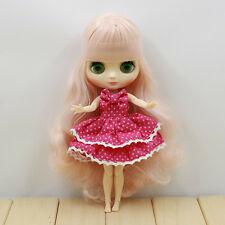 "8"" Neo Middle Blythe Nude Doll Joint Body  from Factory JSW88007+Gift"