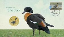 NEW Perth Mint Australian Shelduck 2013 Stamp and Coin Cover