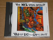 THE NFL HORNS PROJECT - TRIANGLE BELOW CANAL STREET - CD COME NUOVO (MINT)