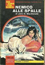 (Hartley Howard) Londra-Berlino: per l'inferno si cambia segretissimo 84 1965