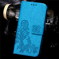 Fashion Flip Patterned PU Leather Card Pocket Wallet Kickstand Case Cover SYC1