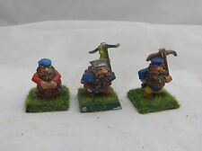 Warhammer Dwarfs army lot metal oop Quarellers crossbowmen