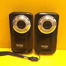 Vivitar DVR 613HD & Vivtar DVR 426HD Camcorder